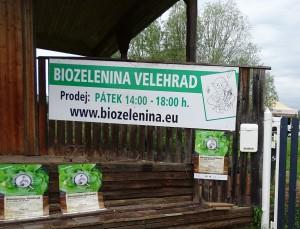Poznej svého farmáře – Biozelenina Velehrad