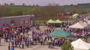 Rekordní návštěvnost na Pštrosí farmě Krejný!