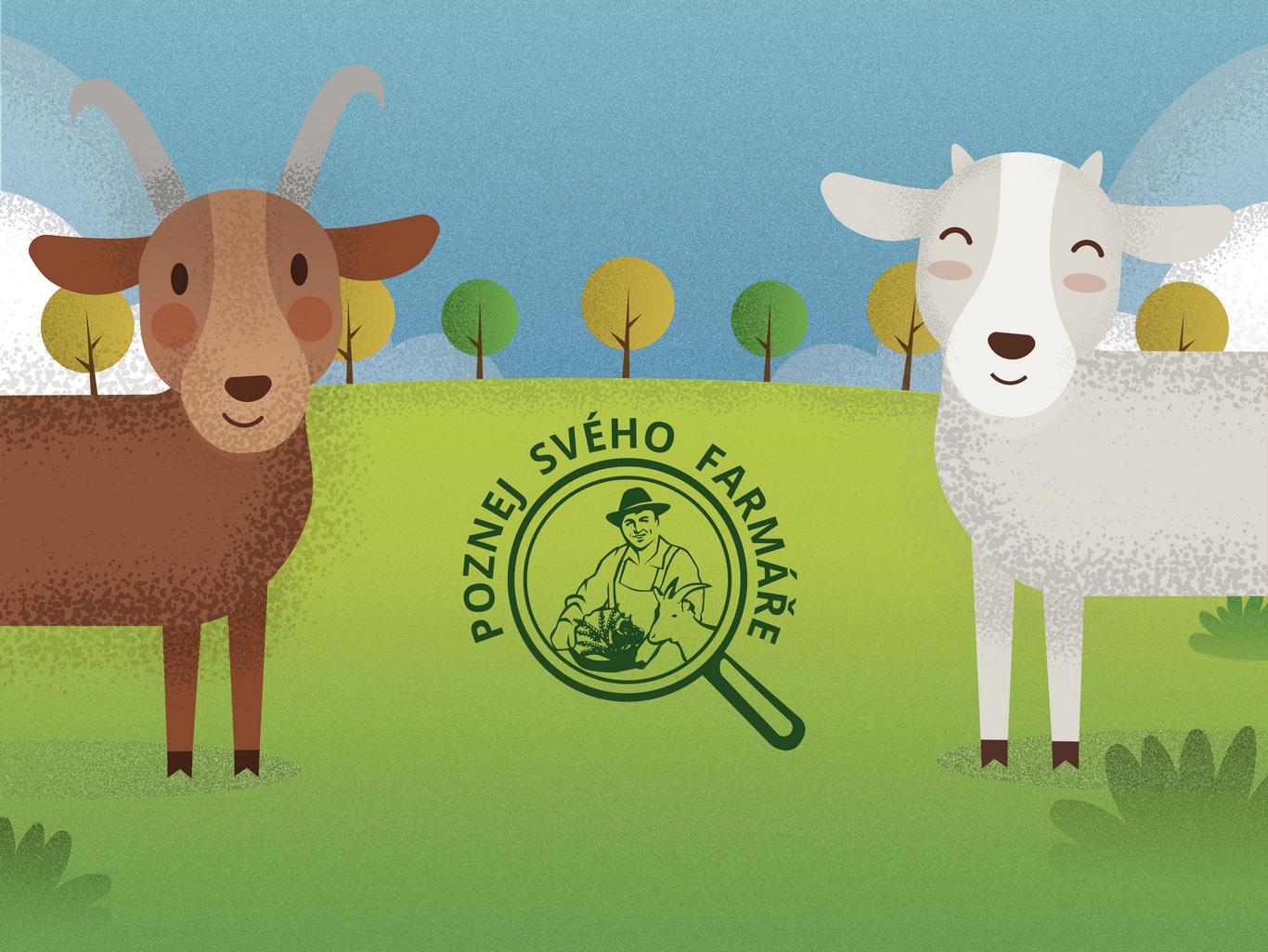 Kozí farma Zerlina – čerstvé kozí sýry z Beskyd již tento víkend!
