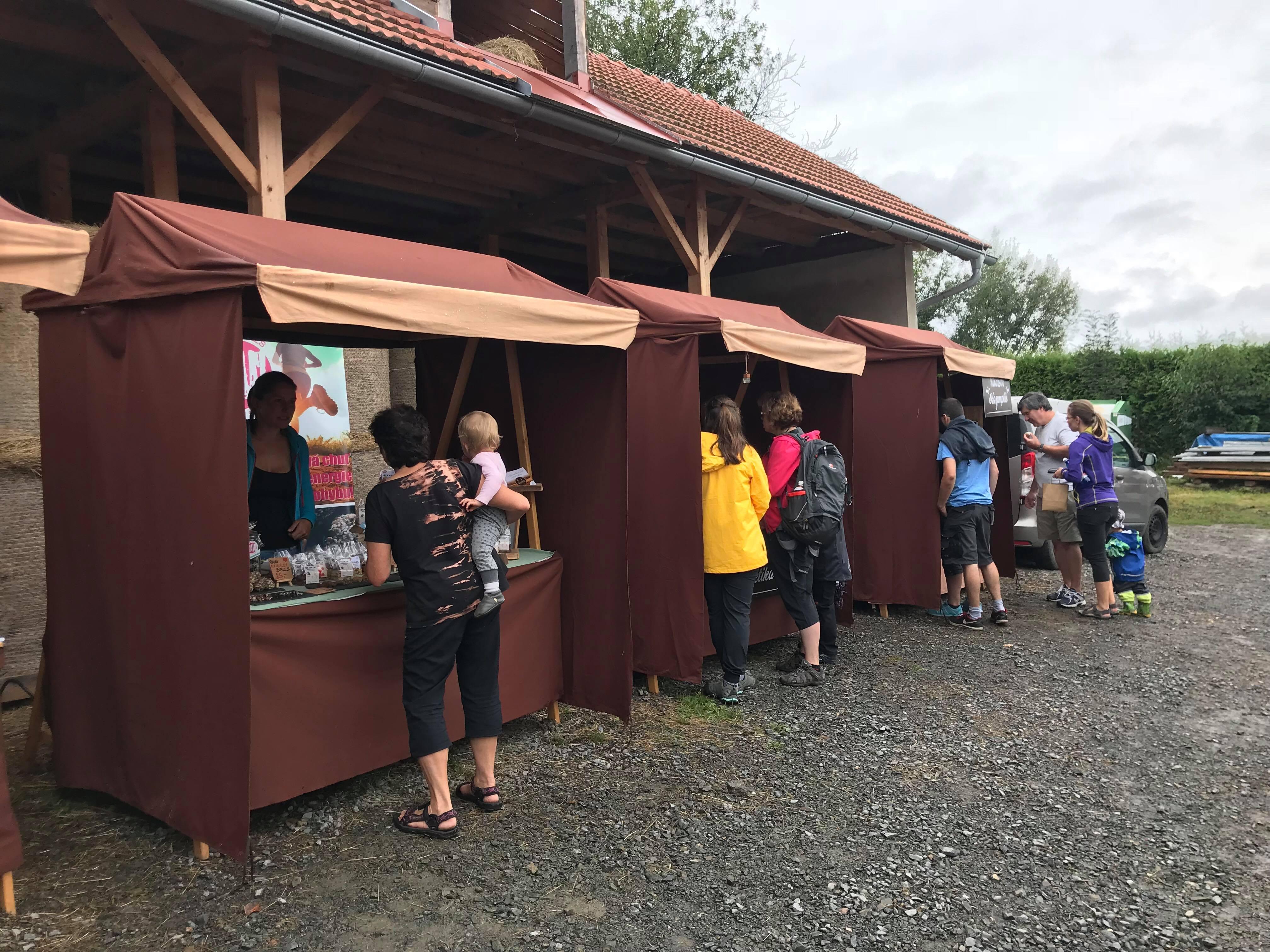 Příjemné letní osvěžení na Kozí farmě Zerlina