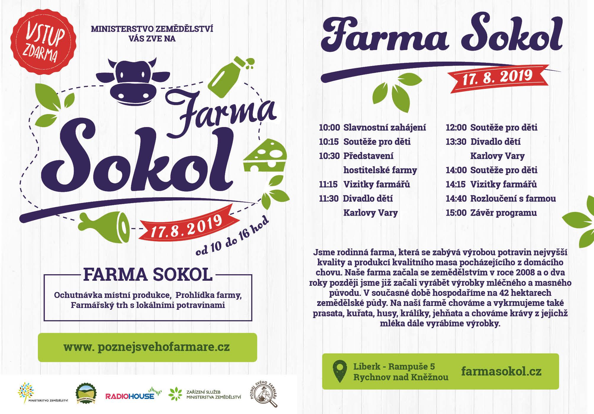 Farma Sokol