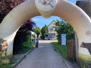 Liberecký kraj – Biofarma Pod Hájkem, čtvrtá zastávka 7.ročníku PSF 2020