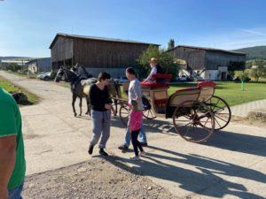 Jihomoravský kraj – Horňácká farma, šestá zastávka 7.ročníku PSF 2020