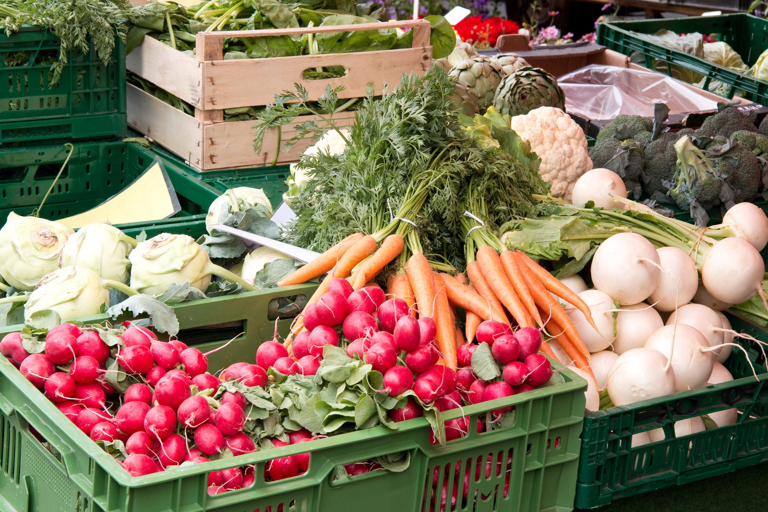 Pozvánka na druhý farmářský trh v pátek 21.5.2021 v Národním zemědělském muzeu